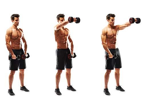 deltoides anterior ejercicio